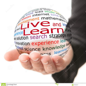 live-learn-transparent-ball-inscription-hand-33045257